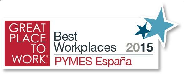 Por el segundo año somos la mejor empresa para trabajar en España