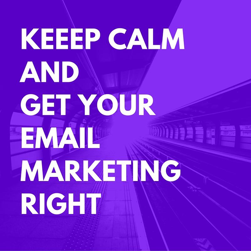 Las claves de email marketing es la base de datos de particulares