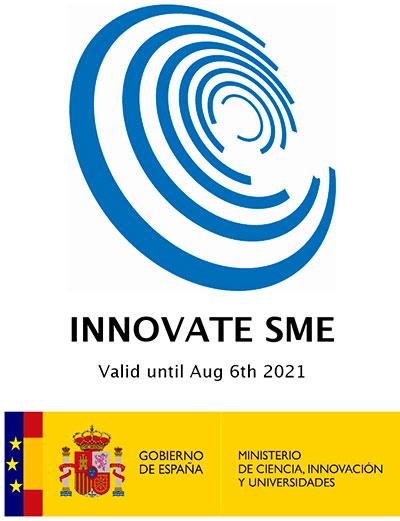 Sello PYME INNOVADORA 06/08/2021