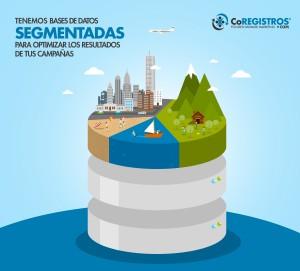 Bases de datos segmentadas