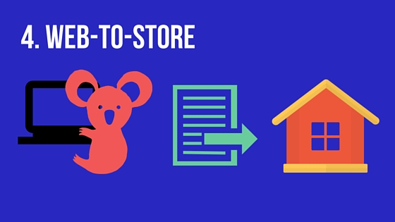 Tu email marketing necesita la estrategia web-to-store