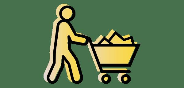 dibujo compra en lead nurturing