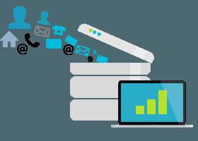 servicios de compra base de datos