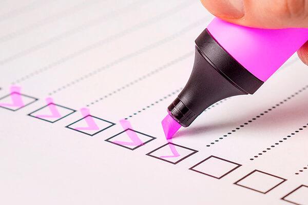 checklist empresas de captación de leads