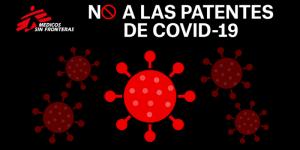 MSF - No a las patentes