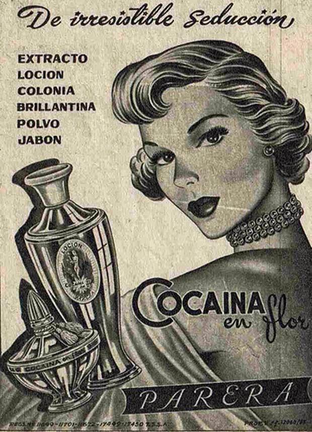 perfume cocaina anuncio sexista