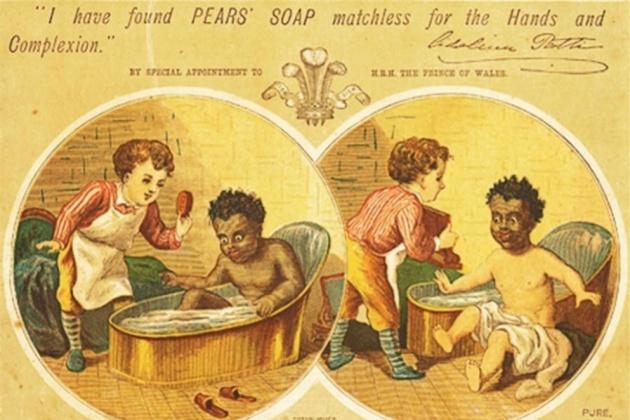 anuncios publicitarios racistas
